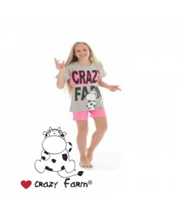 Pijamas Crazy Farm.